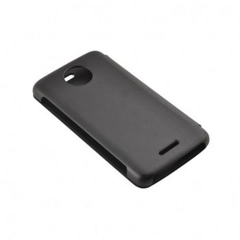 MOTO C PLUS FLIP COVER,  black
