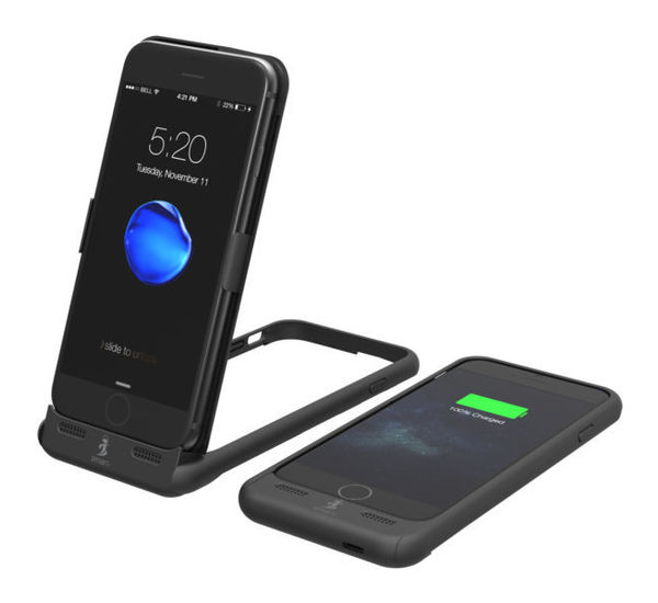 pretty nice a5ea9 84828 SMART IGNITE IPHONE 7 / IPHONE 8 PRO BATTERY CASE BLACK