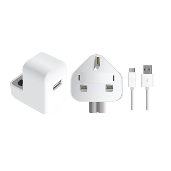 MYCANDY 2IN1 HOME CHRGR WITH MICRO USB WHITE,  white