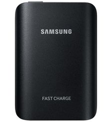 SAMSUNG GALAXY 5100MAH POWER BANK,  black