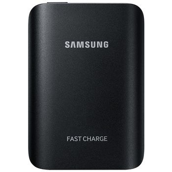 SAMSUNG GALAXY 5100MAH POWER BANK,  silver