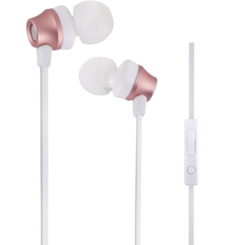 WOOZIK STEREO HEADSET HFB950,  rose gold