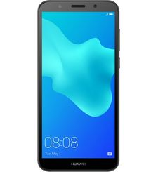 HUAWEI Y5 PRIME 2018 16GB 4G DUAL SIM,  black