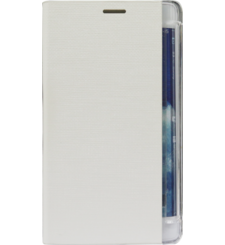 MYCANDY GALAXY NOTE EDGE FLIP COVER WHITE