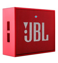 JBL GO BLUETOOTH SPEAKER,  red