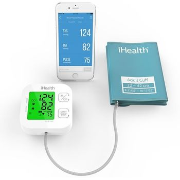 IHEALTH BLOOD PRESSURE MONITOR TRACK KN-550BT