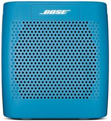 BOSE SOUNDLINK COLOR BLUETOOTH SPEAKER FOR MOBILE PHONES,  blue
