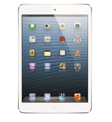 APPLE IPAD MINI WIFI,  white