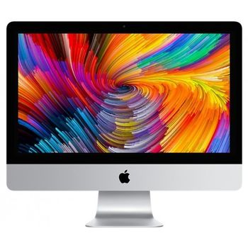 APPLE IMAC MNE02 I5 3.4 QUAD CORE 8GB 1TB FD RADEON PRO 560 WITH 4GB 4K RETINA P3 21.5  - ENGLISH, SILVER