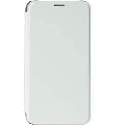 MYCANDY GALAXY J510 2016 FLIP CASE,  white