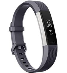 FITBIT ALTA HR SMALL,  blue grey