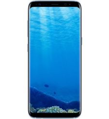 SAMSUNG GALAXY S8 64GB DUAL SIM 4G LTE,  blue