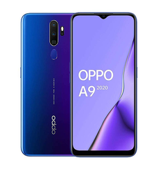 OPPO A9 2020 4G DUAL SIM,  purple