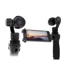 DJI Osmo Handheld 4K Camera and 3-Axis Gimbal,  black