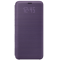 SAMSUNG GALAXY S9 LED VIEW COVER,  violet