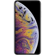 APPLE IPHONE XS MAX,  silver, 64gb