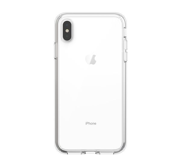 online store 42c0d 27c98 SPECK IPHONE XS MAX BACK CASE PRESIDIO CLEAR