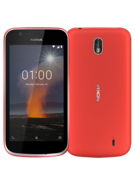 NOKIA 1 8GB DUAL SIM,  warm red