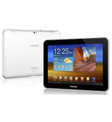 SAMSUNG GALAXY TAB P7300 3G,  أبيض
