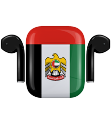 APPLE AIRPODS UAE NATIONAL DAY SPECIAL EDITION, gloss