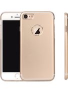 MYCANDY IPHONE 7 / 8 TITANIUM BACK CASE GOLD