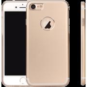 MYCANDY IPHONE 7 PLUS / 8 PLUS TITANIUM BACK CASE GOLD