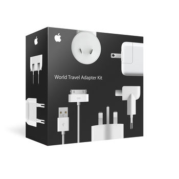 APPLE WORLD TRAVEL ADAPTER KIT