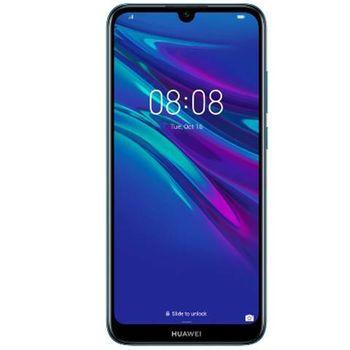 هواوي Y6 برايم 2019 ثنائي الشريحة سعة 32 جيجابايت الجيل الرابع (4G) ,  Blue