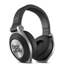 JBL AROUND EAR BLUETOOTH STEREO HEADSET E50,  black