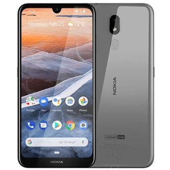 NOKIA 3.2 16GB 4G DUAL SIM,  black