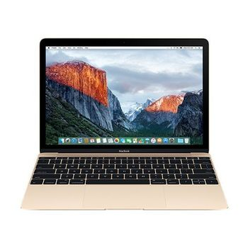 APPLE MACBOOK MLHE2 1.1 DUAL CORE M3 12 INCH 8GB 256GB INTEL HD GRAPHICS 515 RETINA GOLD
