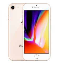 APPLE IPHONE 8,  gold, 64gb