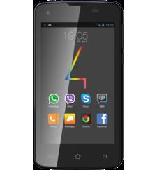 FOUR FS50 DUAL SIM 3G,  black