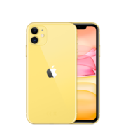 APPLE IPHONE 11,  yellow, 256gb