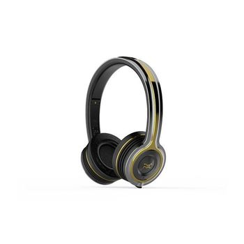 MONSTER OVER EAR WIRELESS SPORTS HEADPHONE PLATINUM BLACK