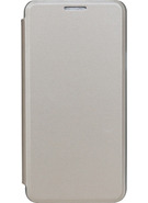 MYCANDY GALAXY J1 FLIP COVER WHITE,  white