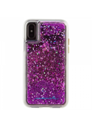 CASEMATE IPHONE X BACK CASE WATERFALL,  purple