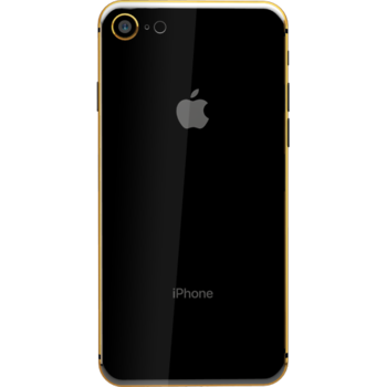 APPLE IPHONE 8 24K GOLD PLATED, 256 gb