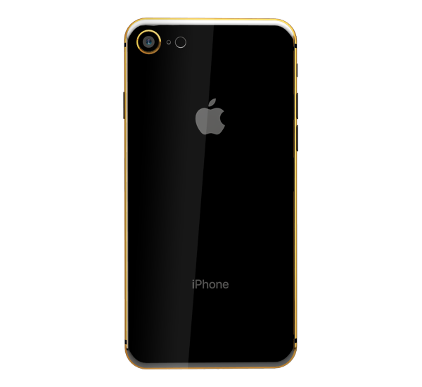 iphone 8 gold. apple iphone 8 24k gold plated, 256 gb. loading zoom iphone