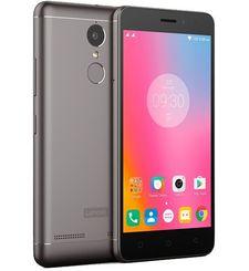 LENOVO K6 16GB 4G DUAL SIM,  grey