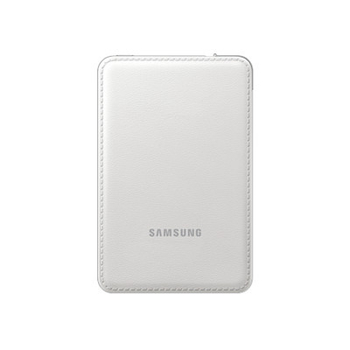 SAMSUNG POWERBANK 3100MAH MICROUSB,  white