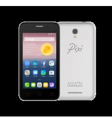 ALCATEL PIXI FIRST 4024D DUAL SIM 3G,  metallic silver, 4gb