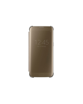 SAMSUNG GALAXY S7 CLEAR VIEW COVER,  silver