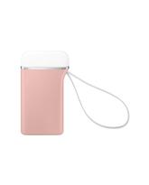 SAMSUNG KETTLE BATTERY PACK+ LED LAMP (5, 100 mAh),  pink