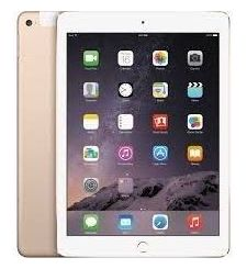 NEW APPLE IPAD 9.7 INCH 2018,  gold , 4g lte, 128gb