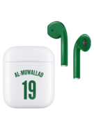 APPLE AIRPODS FIFA SUPERSTARS SERIES,  fahad al muwallad, gloss