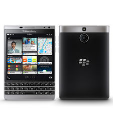 BLACKBERRY PASSPORT 4G LTE,  silver