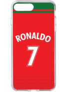 FIFA WORLD CUP CASES FOR IPHONE 8 PLUS,  ronaldo