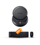 SAMSUNG DEX DOCK FOR SAMSUNG GALAXY S8/S8+ - FREE KEYBOARD & MOUSE