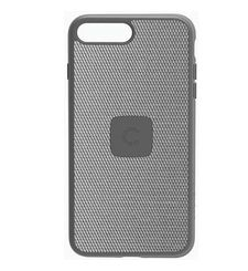 IPHONE 8 SLIM CASE WITH CARBON FIBRE,  silver